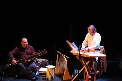 1/6 - Semantic Works - Concert Paris, Maison des Cultures du Monde, 3 novembre 2007