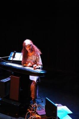 5/6 - Semantic Works - Concert Paris, Maison des Cultures du Monde, 3 novembre 2007