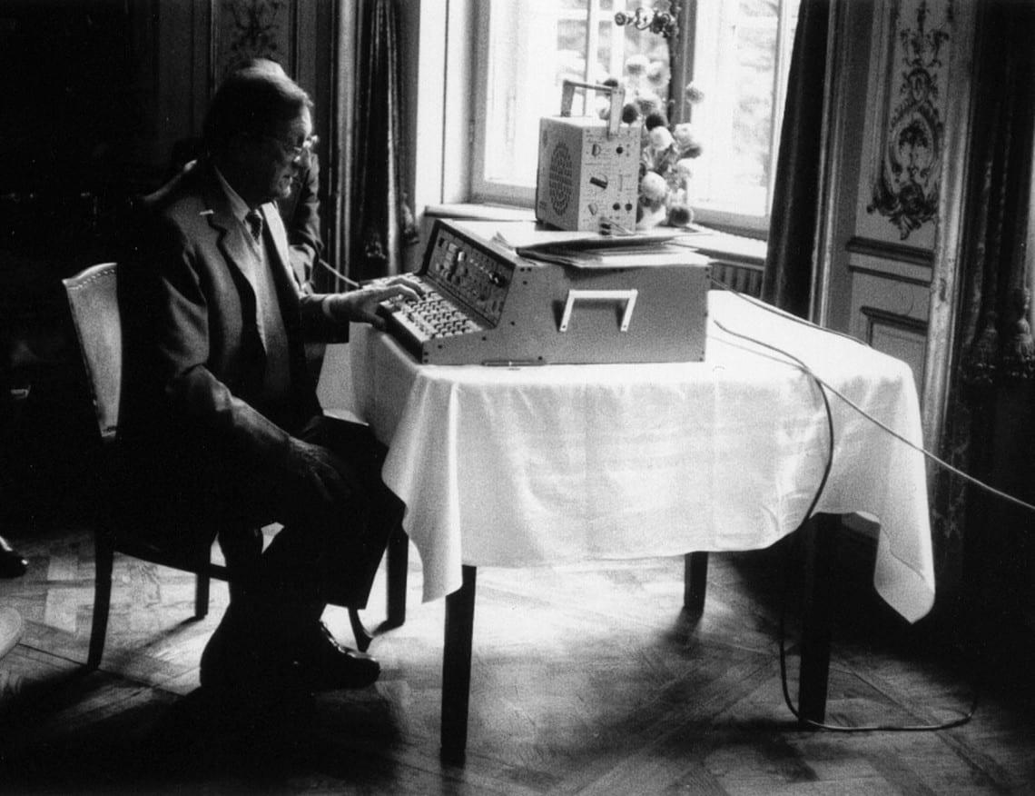 Alain Daniélou, Berlin 1978