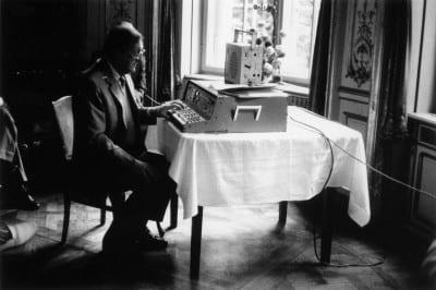 1/6 - Alain Daniélou, Berlin 1978