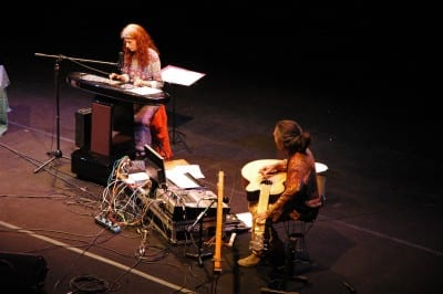 10/14 - Semantic Works - Concert Rome - Teatro Palladium, 23 octobre 2007