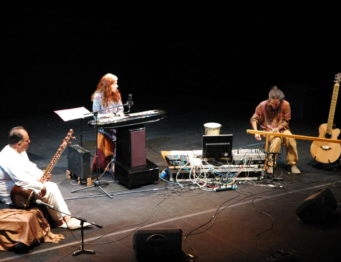 Semantic Works - Concert Rome - Teatro Palladium, 23 octobre 2007
