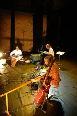 2/5 - Semantic Works - Concert Venise, Teatro Fondamenta Nuova, 21 octobre 2007