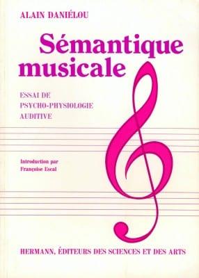 1/3 - Sémantique Musicale - Hermann (1978)